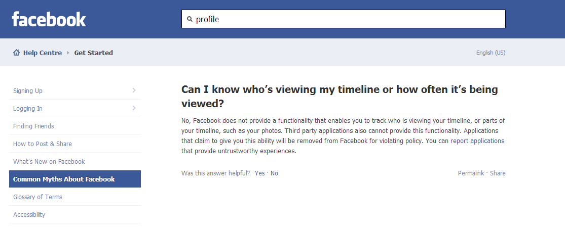 Facebook Profile Viewer Scam - Who is looking at your timeline?
