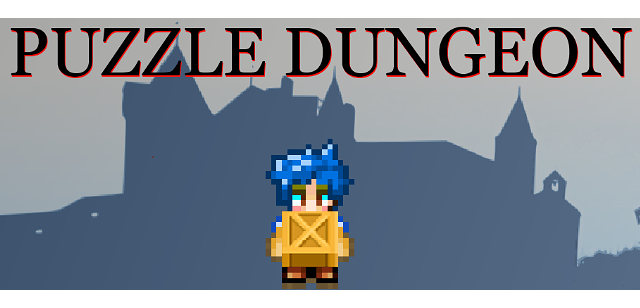 Puzzle Dungeon, a retro style indie game for iPhone
