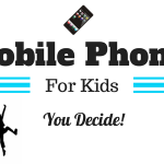 mobile phones for kids