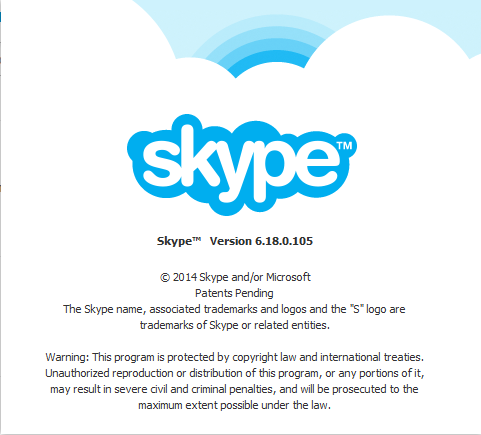 Your desktop version of Skype is being retired