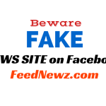 Watch out for – PRANK site feednewz on Facebook – Ebola reports