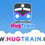 The HugTrain launches its own mobile app to Hug it Forward