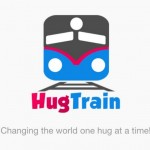 The Hug Train Launches its own app