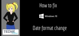 Windows 10 changed date format on Excel