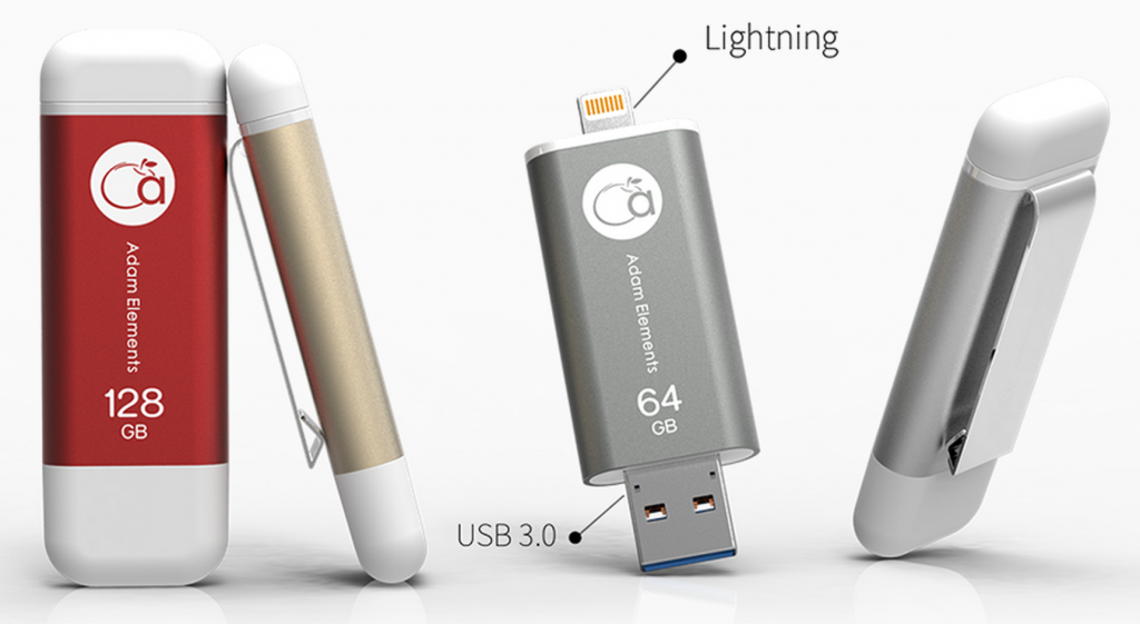 iKlips - Lightning Flash Drive
