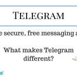 Telegram chat app - why is it different