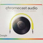 what is chromecast audio
