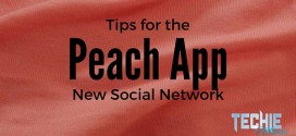 Tips For Using The Fun New Social Media Chat App Peach