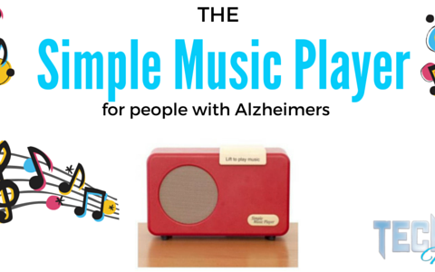 Simple Music Player for People with Alzheimers