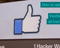 How to opt out of Facebook's ad tracking