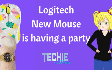 Logitech are Having a Mouse Party
