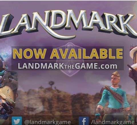 landmark game launched