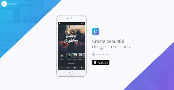 canva on your iphone
